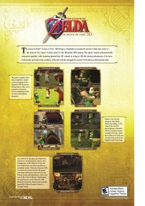 Ocarina of time Comparison of the N64 vs 3DS