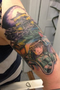Spirited Away Sleeve