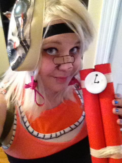 Tiny Tina costume